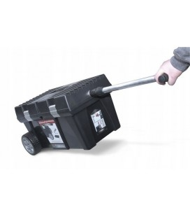 Skrzynka na kółkach - Wheelbox STUFF Alu Basic 26
