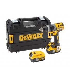 DeWALT DCD796P2 WKRĘTARKA 18V 2x5,0Ah UDAR
