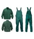 Ubranie Robocze zielone  Lahti Pro