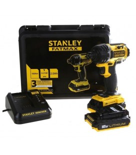 Zakrętarka udarowa Stanley FMC645D2 180Nm 2x2Ah
